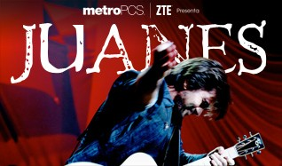 Juanes tickets at Radio City Music Hall in New York City