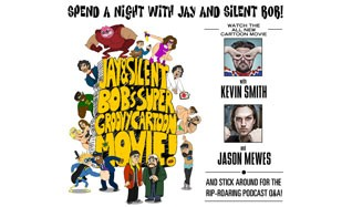 Jay and Silent Bob tickets at The Warfield in San Francisco