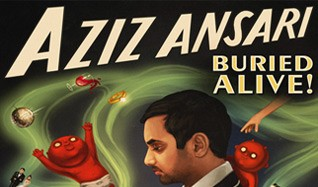 Aziz Ansari tickets at Verizon Theatre at Grand Prairie in Grand Prairie