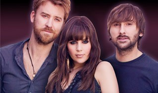 Lady Antebellum tickets at Freedom Hill Amphitheatre in Sterling Heights