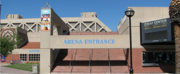 Event Center at San Jose State University