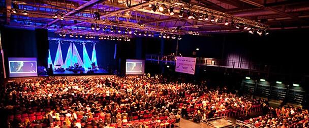 Annexet at the Stockholm Globe Arena