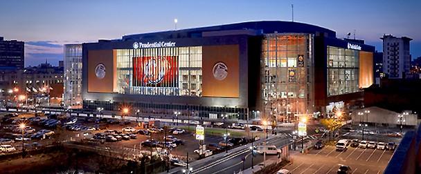 Prudential Center Tickets And Event Calendar Newark Nj