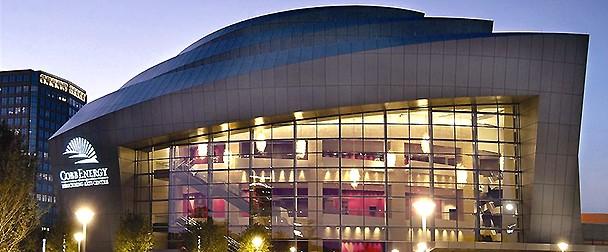 Art Calendar Atlanta : Cobb energy performing arts centre tickets and event