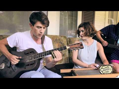 Catch slide guitarist Luke Winslow-King at the New Orleans Jazz Fest