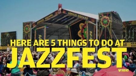 Five ways to celebrate the culture of New Orleans at Jazz Fest