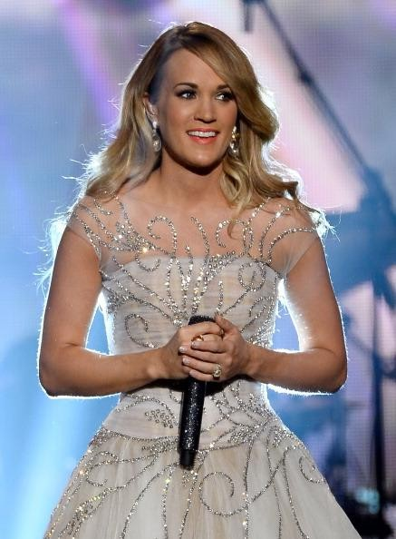 """You might know Underwood from her stint as the season four winner of """"American Idol"""". Or, you might know her from her near decade atop the c"""