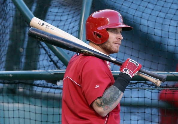 Angels' Josh Hamilton out 6-8 weeks with thumb injury