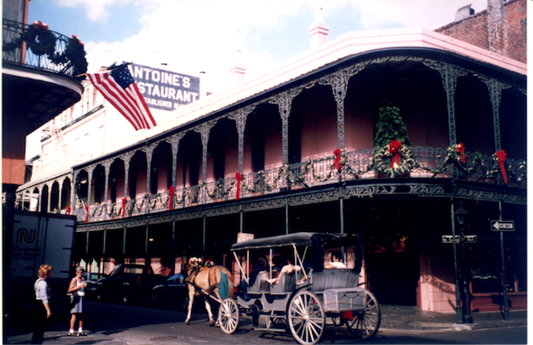 French Quarter on foot: An all-inclusive walking tour