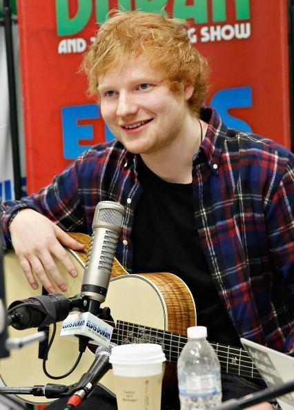 Ed Sheeran announces North American solo tour
