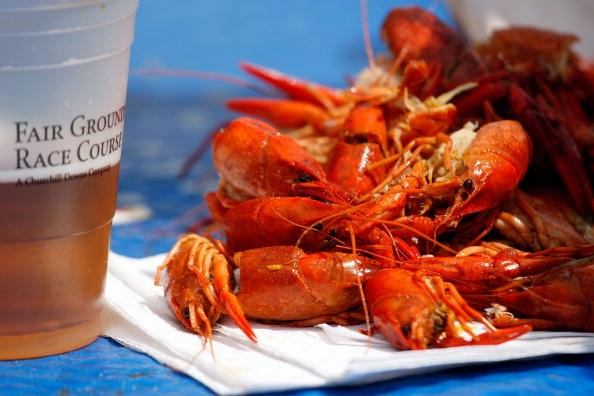 Food behind the music at New Orleans Jazz Fest