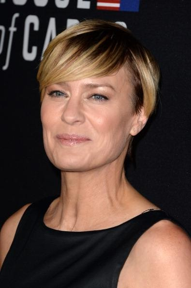 Robin Wright is an actor who is cut from a rare cloth. She's so immensely talented, she blends so effortlessly into her characters that it's