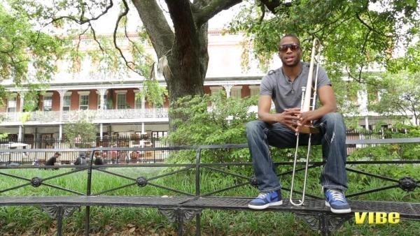 Trombone Shorty talks hip-hop influences, New Orleans heritage
