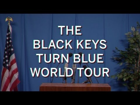 The Black Keys announce massive fall tour across North America