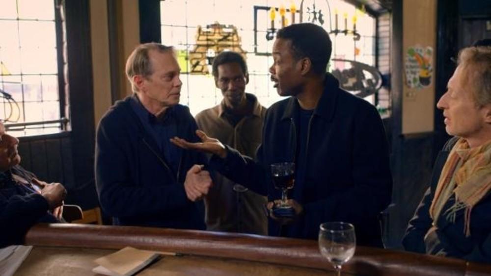 AOL and Steve Buscemi launch 'Park Bench' web series