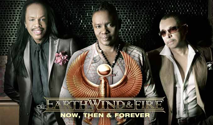 Earth, Wind & Fire tickets at North Charleston Performing Arts Center, North Charleston