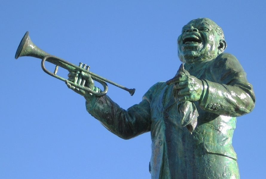 louis armstrong a jazz legacy essay From august 1-3, nola is pulling out all the stops for the 14th annual satchmo  summerfest, a free jazz festival dedicated to louis armstrong's life, legacy, and.
