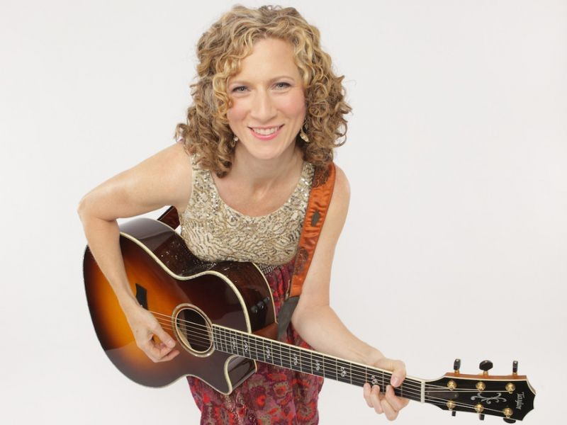 "A Q&A with reigning ""kindie rock"" queen Laurie Berkner"