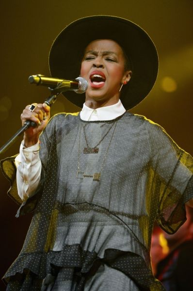 Lauryn Hill returns to Los Angeles