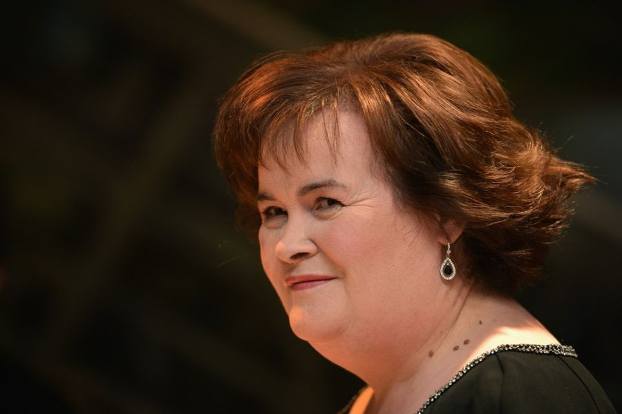 Scottish singer Susan Boyle announces first-ever U.S. tour this fall