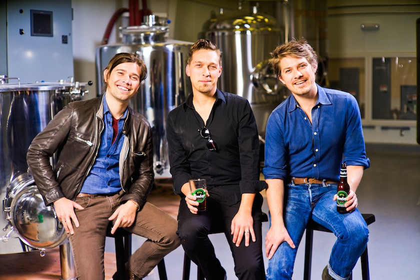 Hanson celebrates American Craft Beer Week with The Hop Jam