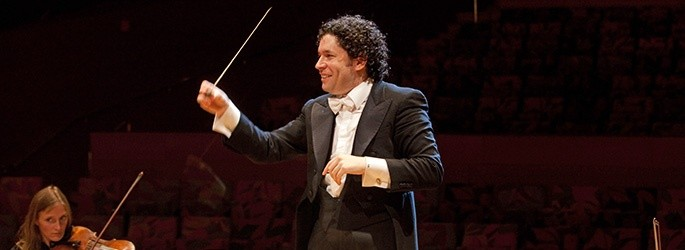 Dudamel to conduct LA Phil and Hélène Grimaud at Walt Disney Concert Hall