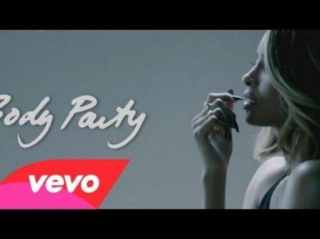 Ciara's boyfriend Future makes cameo in 'Body Party' music video