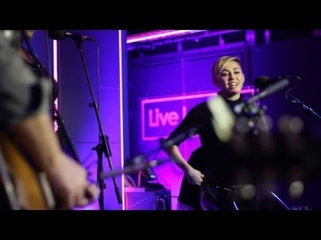 Miley Cyrus covers Lana Del Rey's 'Summertime Sadness' on BBC's Radio 1