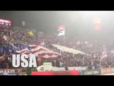 US soccer fans unite with new World Cup anthem courtesy of Rancid drummer