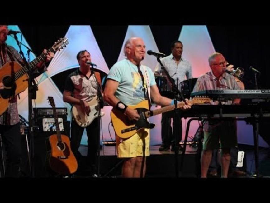 Jimmy buffett & the coral reefer band / San francisco cartwright hotel