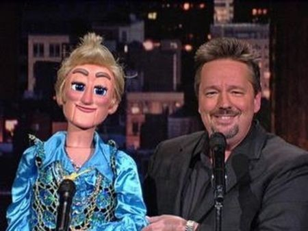 'America's Got Talent' winner Terry Fator finds fame with celebrity impressions