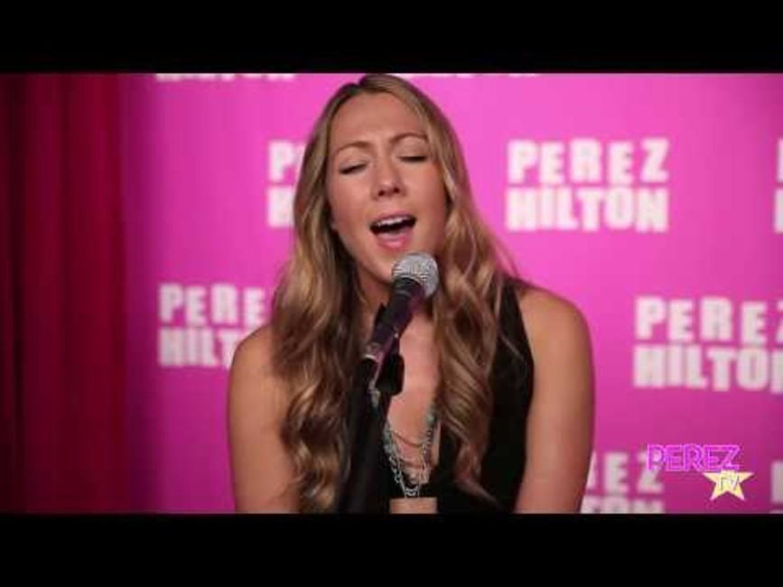 Colbie Caillat, a 'Bubbly' singer with a heartfelt message