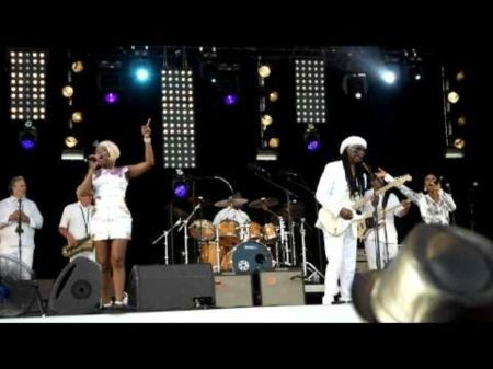 Watch: Nile Rodgers and Chic perform 'Get Lucky' for the first time