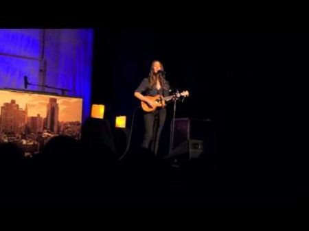 Sara Bareilles breaks down pop barriers in a 'Brave' new way
