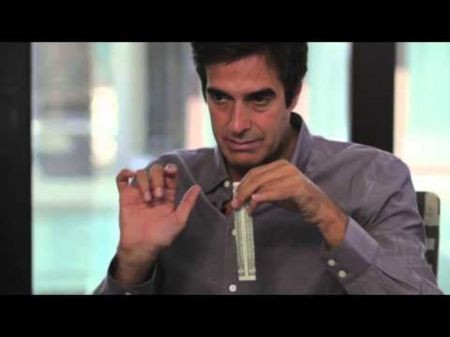 David Copperfield continues to add to his magical legacy
