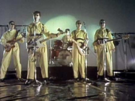 Devo rocked out at the Best Buy Theater