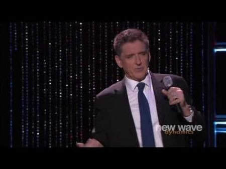 'Late Late Show' host Craig Ferguson also stand-up sensation