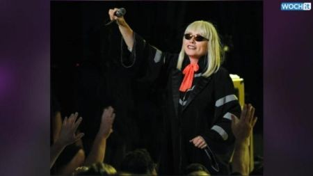 'Blondie 4(0) Ever' anniversary album, out now, makes rock history