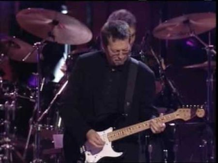 Eric Clapton continues to rock on
