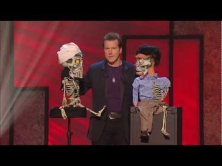 Jeff Dunham helps bring puppets back into nationwide popularity