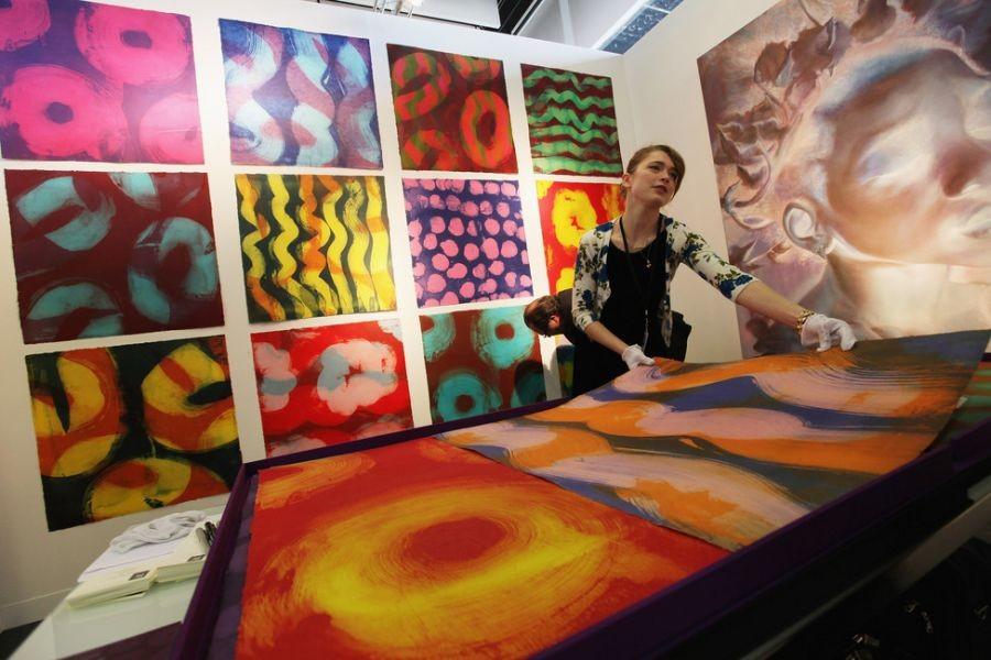 Best art galleries to visit during Armory Arts Week