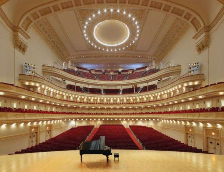 Three great places to hear classical music in Manhattan