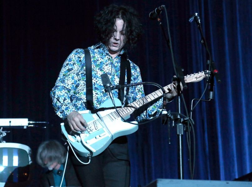 Jack White to stream L.A. show on Tuesday night