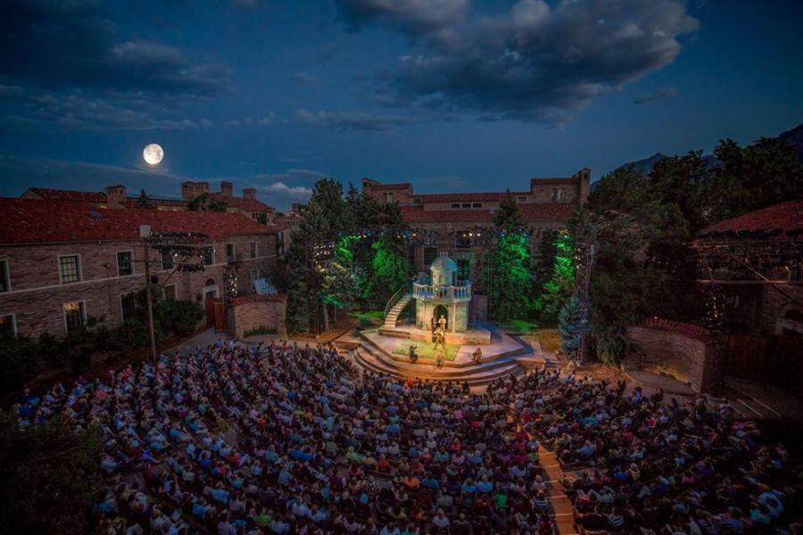 The Colorado Shakespeare Festival has officially begun