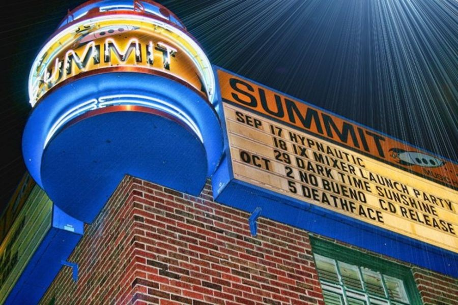Guide to Summit Music Hall