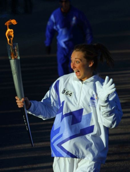 Amy Van Dyken-Rouen moved out of ICU, to be moved to Denver soon
