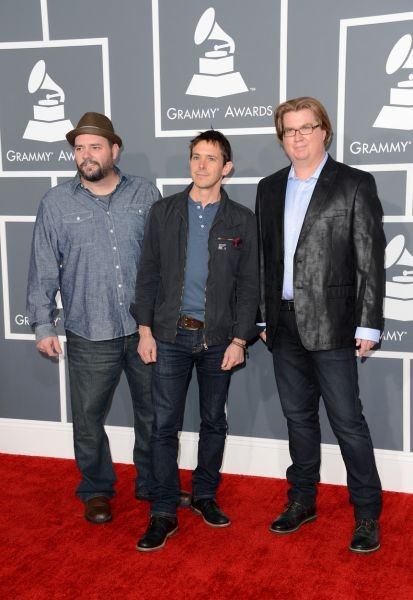 Something isn't always wrong when Toad the Wet Sprocket is on stage