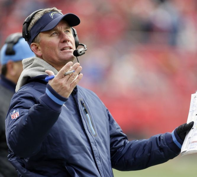 Chargers' Mike McCoy ready for an electric new season