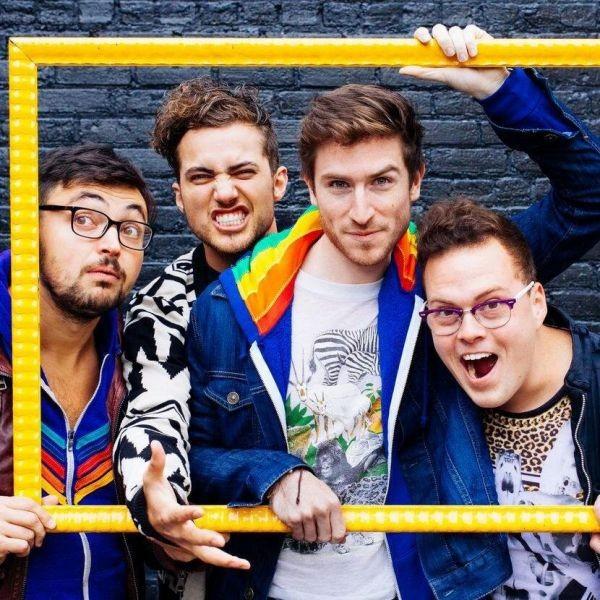 Listen: Walk the Moon rocks the disco on new single 'Shut Up and Dance'
