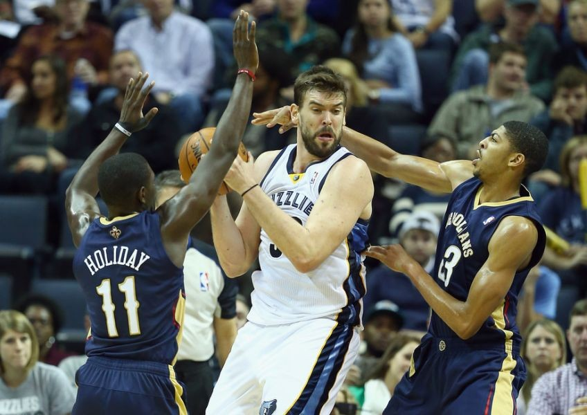 New Orleans Pelicans seeking 2014 NBA Draft picks via trade